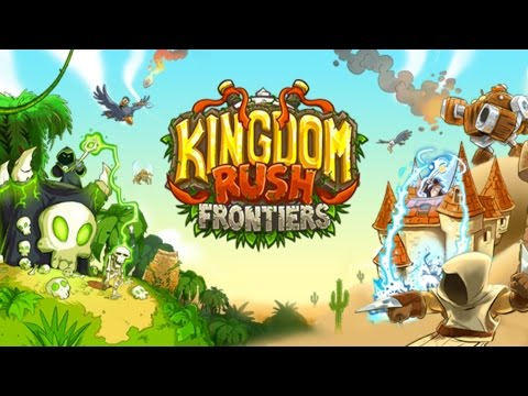 Kingdom Rush Frontiers Android Gameplay -Part 1