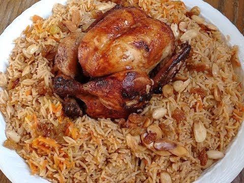الطريقه الصحيحه لعمل الأرز البخاري    أسرار نكهة البخاري المميزه