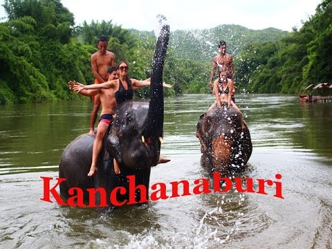 Kanchanaburi, Thailand: video & accompanying travel guide เที่ยวกาญจนบุรี