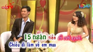Chàng trai Nghệ An cưa đổ cô gái Hà Tĩnh nhờ mua 15 ngàn ổi với xoài tới nhà vợ để ăn ké cơm tối 😜