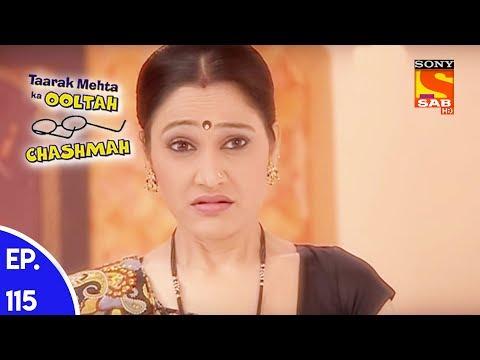 Taarak Mehta Ka Ooltah Chashmah – तारक मेहता का उल्टा चशमाह – Episode 115