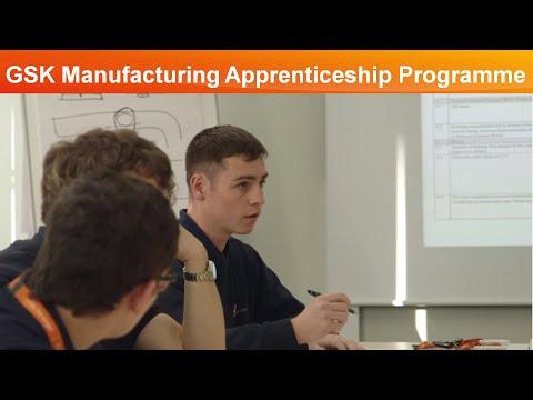 GSK Manufacturing Apprenticeship Programme