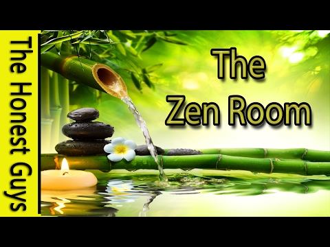 GUIDED MEDITATION The Zen Room - Sleep, Healing & Relaxation