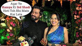 Kamya Punjabi Second Husband Shalabh Dang FIRST Interview After Wedding