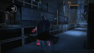 Batman: Arkham Asylum - Walkthrough Part 12 - Scarecrow & Killer Croc