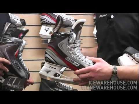 Bauer Vapor Ice Hockey Skates Insight 2011