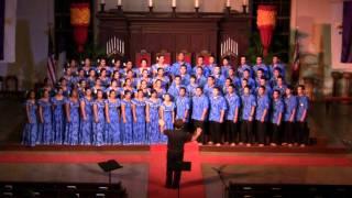 Lokahi 2011: Kamehameha Schools Combined Concert Glee Club