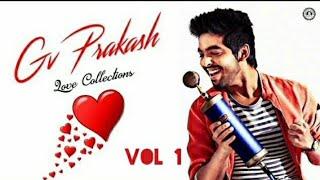 GV Prakash Tamil ❤️ Hit Songs …