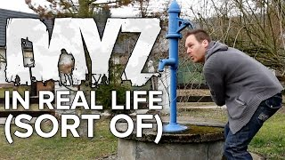 DayZ in Real Life (Sort of) - Filmed on location at Bohemia Interactive.