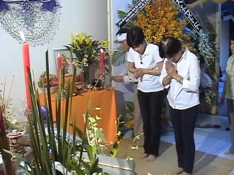 Tang Lễ Cụ Bà Qủa Phụ DƯƠNG VĂN HIỂU nhu danh BUI THI NHUY phap danh NGOC VINH 2/2009.