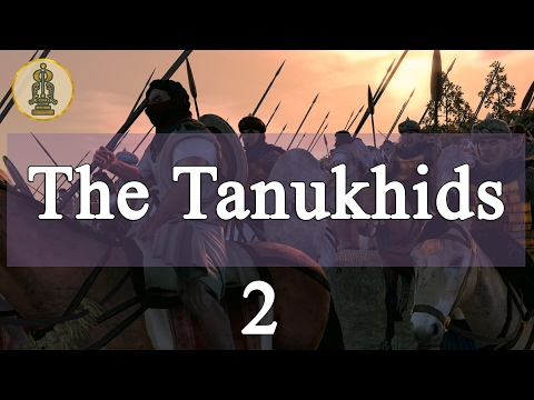 Total War: Attila | the Tanukhids | Legendary | 2