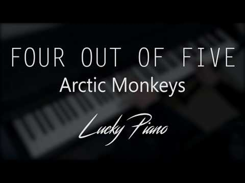 [Piano Cover] 'Four Out Of Five' By Arctic Monkeys