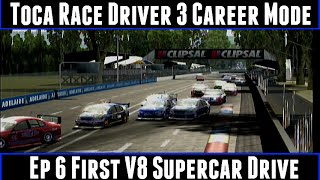 Toca Race Driver 3 Career Mode Ep 6 First V8 Supercar Drive