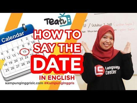 Yakin? Kamu udah beneran Paham Cara Membaca Tahun Yang Benar Dalam B Inggris - Kursus Bahasa Inggris.