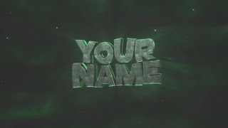 Free 3D Intro #27 | Cinema 4D/AE Template