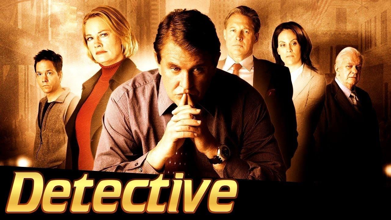 Download «DETECTIVE» Full Movie // Mystery, Crime Drama // Tom Berenger, Cybill Shepherd