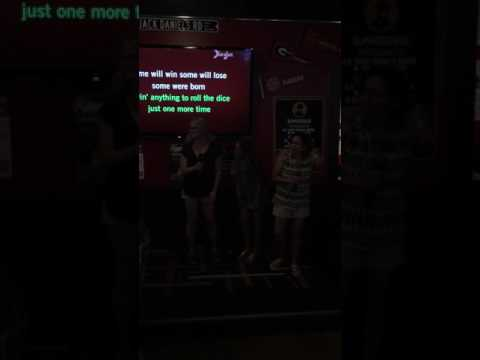 Karaoke at Miso 50th - DSB of course