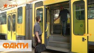 14 берлинских трамваев не могут ездить во Львове: что забыли учесть