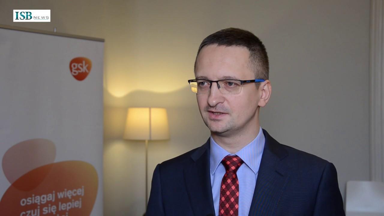 Kępiński: 20 lat inwestycji GSK w innowacyjność polskiej gospodarki