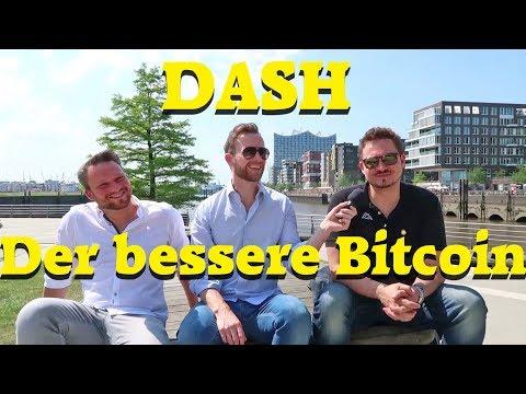 Warum Dash der bessere Bitcoin ist!