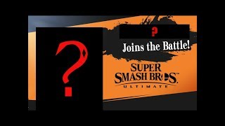 New Smash fighters are revealed! - Everyone is here - SUPER SMASH BROS ULTIMATE