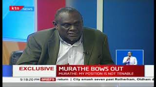 EXCLUSIVE One on One with David Murathe (Part 1)|CHECKPOINT
