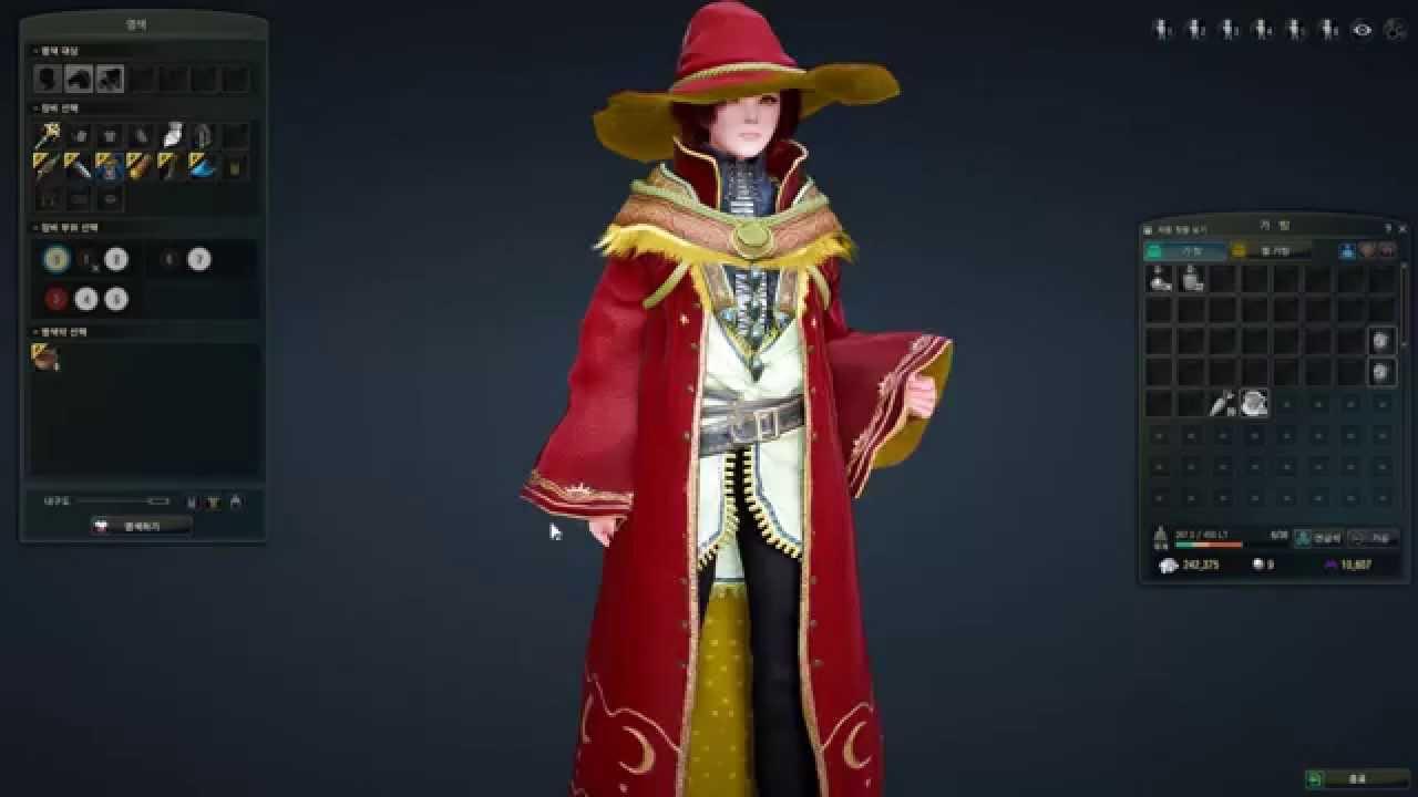 Bdo Witch Armor