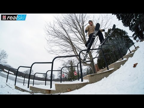 Will Wesson   X Games Real Ski 2017