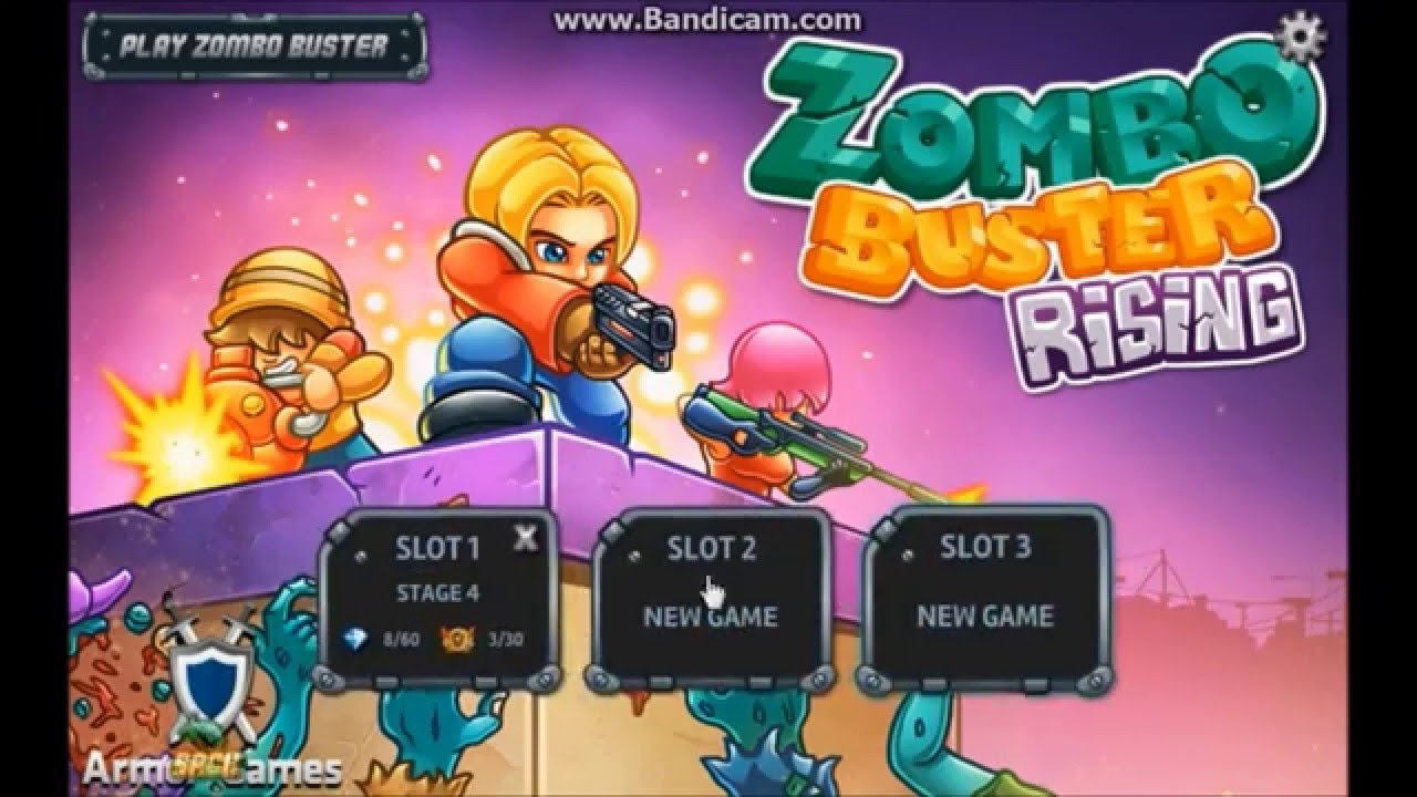 how to hack zombo buster rising youtube