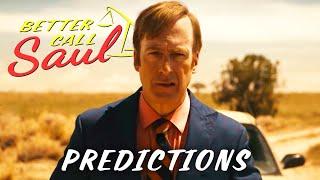 Better Call Saul Season 5 Predictions - Jimmy, Kim, Mike, Nacho & More