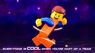 The Lego Movie 2 'Learn The Brickstep' Dance Tutorial (2019) HD