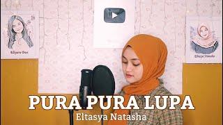 Pura Pura Lupa Mahen Cover By Eltasya Natasha