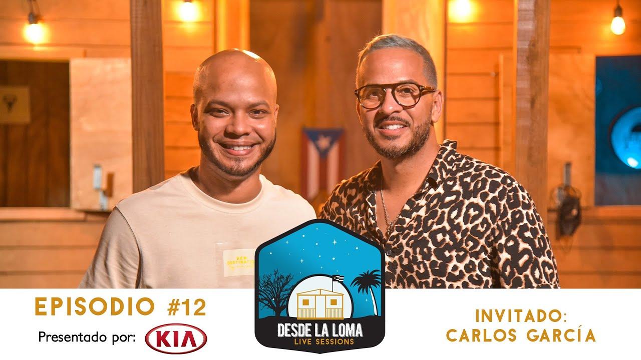 SESIONES DESDE LA LOMA EP.12 - Carlos García