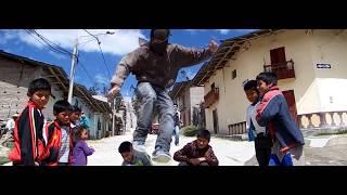 Ángeles de Manos Negras (The Black Handed Angels) Augusto Revela su Secreto - Película Peruana