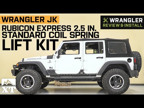 jeep-wrangler-jk-4-door-rubicon-express-2.5-in.-standard-coil-spring-lift-kit-review-&-install