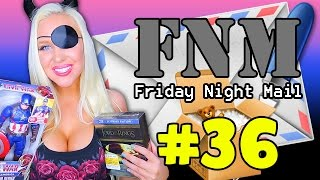 LORD OF THE DEVIL PIRATE CHICK! - Friday Night Mail #36