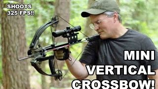 Mini Vertical Crossbow! Hickory Creek Archery