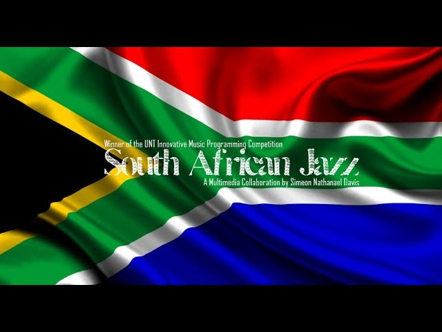 Blues for Hughie (Live) - South African Jazz: A Multimedia Cultural Celebration