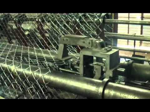Станок для плетения сетки Плетение рабица своими руками