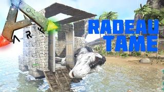 ARK PS4: TUTO CONSTRUCTION RADEAU DE TAME