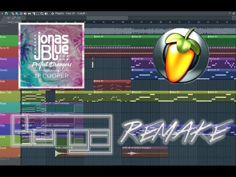 Jonas Blue - Perfect Strangers ft. JP Cooper- Berga Remake [FREE FLP]