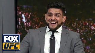 Kelvin Gastelum talks to UFC Tonight | INTERVIEW | UFC TONIGHT