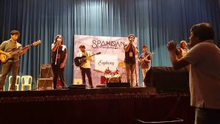 This is Living - Hillsong Young and Free (Cover by Spoof) | Live at Spandan 2018, JIPMER
