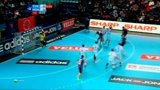 Chekhovskie Medvedi - Montpellier Agglomeration HB   22.11.2014
