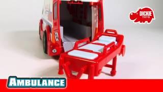 Dickie szirénázó mentőautó 203308360