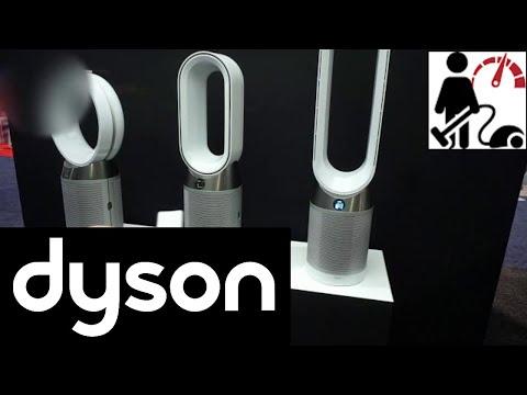 Dyson  Air Purifier TP04 HP02 Review at VDTA 2019