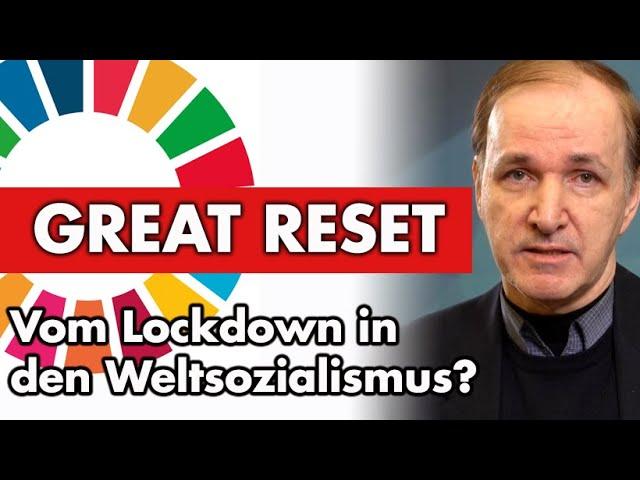 """Der """"Great Reset"""": Wunschtraum der Eliten, Alptraum der Nationen"""