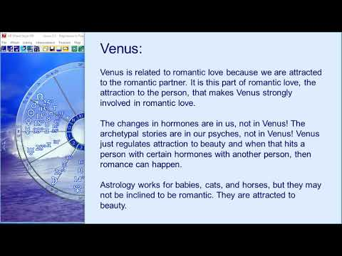Meaning of Sun, Moon and Planets in Vibrational Astrology