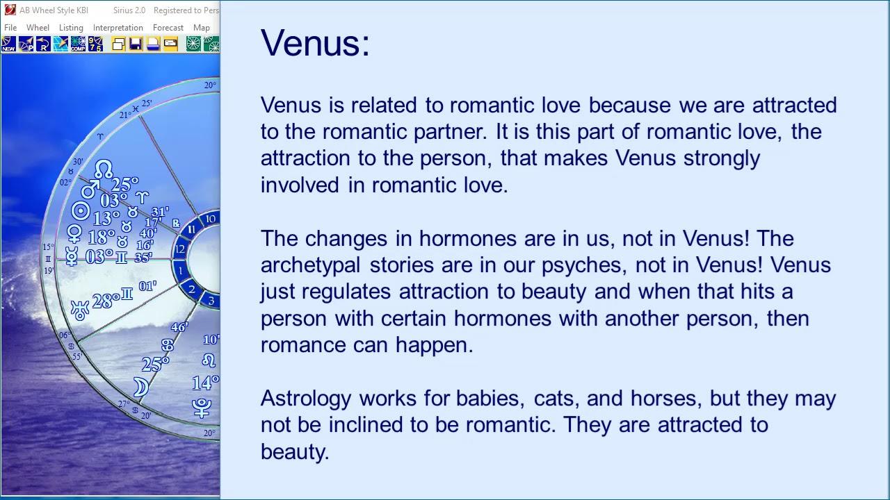 Venus enters Sagittarius