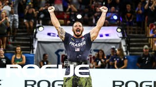 Rogue Iron Game - Ep. 19 / Clean - Individual Men Event 8 - 2019 Reebok CrossFit Games